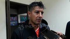 Indosport - Pelatih Persebaya Surabaya, Alfredo Vera.