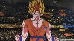 Indosport - Hadirnya Goku di pertandingan PSG kontra Marseille