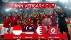 Indosport - PSSI Anniversarry Cup.