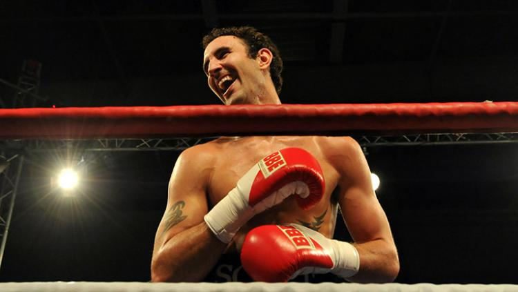 Scott Westgarth Copyright: Boxing News