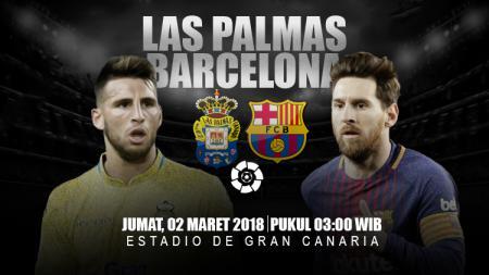 Prediksi Las Palmas vs Barcelona. - INDOSPORT