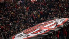 Indosport - AC Milan berhasil memastikan tiket final Coppa Italia 2017/18.