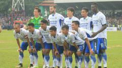 Indosport - Skuat Persib vs Perserang