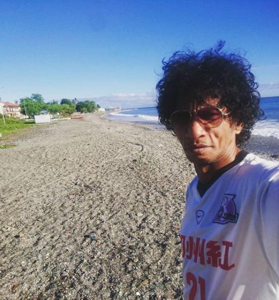 10 Gaya Rocky Putiray, Striker Maluku Penakluk AC Milan ...