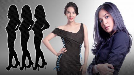 Chelsea Islan dan Mikha Tambayong - INDOSPORT