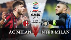 Indosport - AC Milan vs Inter Milan.
