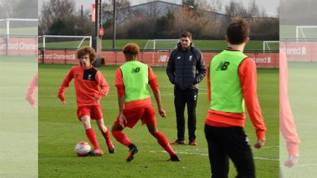 Liverpool Academy - INDOSPORT