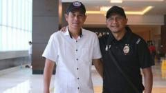 Indosport - Rahmad Darmawan dan Joko Susilo.