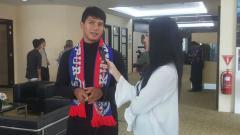Indosport - Achmad Jufriyanto.