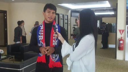 Mantan pemain Persib Bandung, Achmad Jufriyanto - INDOSPORT