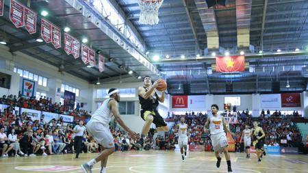 CLS Knight Indonesia Vs Saigon Heat. - INDOSPORT