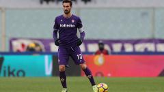 Indosport - Davide Astori Meninggal.