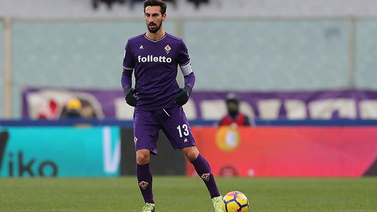 Davide Astori Meninggal. Copyright: INDOSPORT