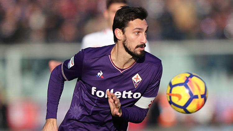 Davide Astori. Copyright: INDOSPORT