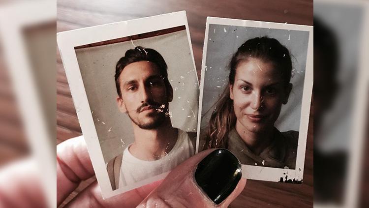 Kekasih Astori, Francesca Fioretti. Copyright: Instagram francesca fioretti