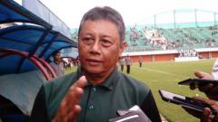 Indosport - Pelatih PSS Sleman, Herry Kiswanto