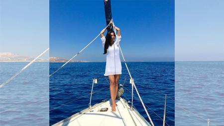 Pilar Rubio akan segera melegalkan hubungannya dengan Sergio Ramos dengan menggelar pernikahan pada musim panas 2019 ini. - INDOSPORT