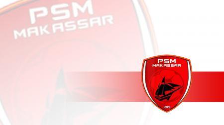 Logo PSM Makassar. - INDOSPORT