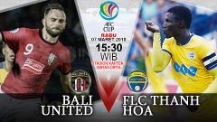Indosport - Prediksi Bali United vs FCL Thanh Hoa.