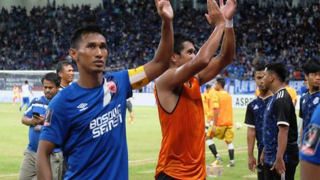 Kapten PSM Makassar, Zulkifli Syukur. - INDOSPORT