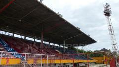 Indosport - Penerangan lampu di Stadion Andi Mattalatta Mattoanging bisa segera dibenahi.