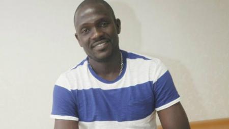 Mantan pemain Barito Putera, Muhamadou Sadissou Bako yang saat ini tinggal di Kamerun, mengaku tengah menjalani lockdown menyusul wabah virus corona. - INDOSPORT