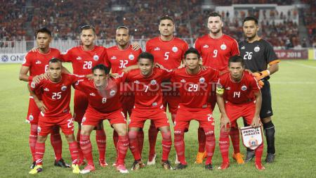 Skuat Persija di AFC Cup. - INDOSPORT