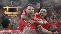 Indosport - Persija Mampu Juara AFC 2018.