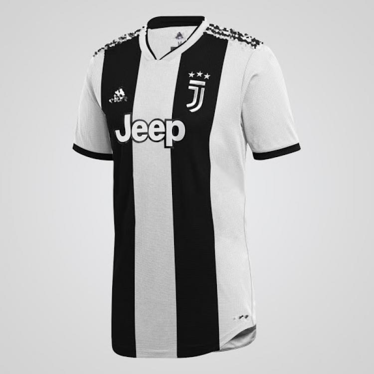 Jersey Juventus 18/19 Copyright: INTERNET