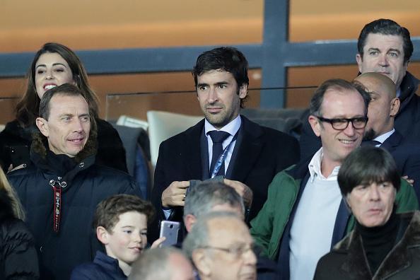Raul mantan kapten Real Madrid. Copyright: Getty Images