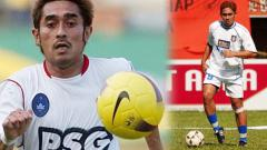 Indosport - Indriyanto Nugroho, mantan pemain Timnas Indonesia.