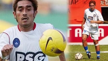 Indriyanto Nugroho, mantan pemain Timnas Indonesia. - INDOSPORT