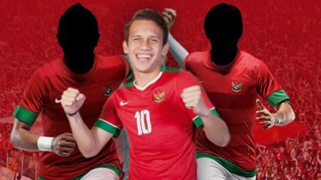 3 pemain yang disarankan untuk dicadangkan Indra Sjafri pada laga melawan Yordania U-23. - INDOSPORT