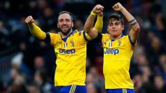 Indosport - Cristiano Ronaldo ternyata kesulitan memilih partner duet di Juventus, antara Paulo Dybala dan Gonzalo Higuain.