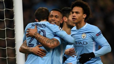 Dikabarkan tidak nyaman dan berminat hengkang, tiga pemain Manchester City berikut ini berpotensi dibajak tim besar Eropa musim panas 2020 mendatang. - INDOSPORT