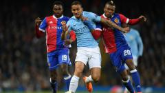 Indosport - Manchester City vs Basel