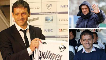 Mantan bek Arsenal, Nelson Vevas, akan mendampingi Diego Simeone sebagai asisten pelatih. - INDOSPORT