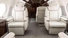 Indosport - Pesawat Jet milik Cristiano Ronaldo.