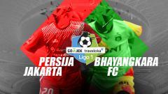 Indosport - Persija Jakarta vs Bhayangkara FC jadi laga pembuka kick off Liga 1 2018.