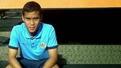 Indosport - Eks bek Timnas Indonesia U-16 dan kapten Milan Junior, Eriyanto.