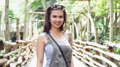 Indosport - Maria Vania kembali membagikan tips olahraga yang bermangaat bagi para penggemarnya.