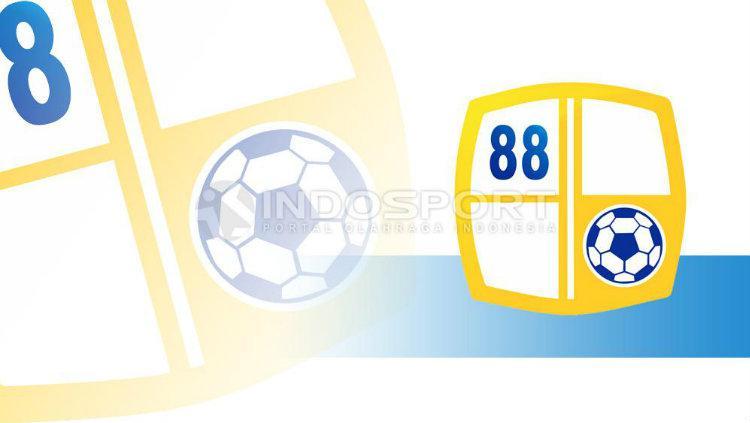 Logo Barito Putera Copyright: INDOSPORT