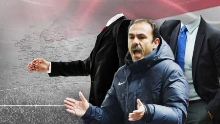 Intip peran besar Jos Luhukay, pelatih Bundesliga berdarah Maluku dalam mengembangkan bakat bek tangguh Timnas Jerman. - INDOSPORT