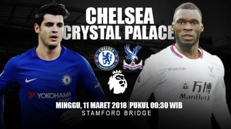 Prediksi Chelsea vs Crystal Palace. - INDOSPORT