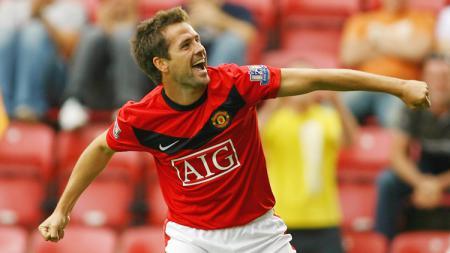 Michael Owen saat berseragam Manchester United. - INDOSPORT