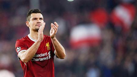 AS Roma belum menyerah mendatangkan Dejan Lovren dari Liverpool. - INDOSPORT