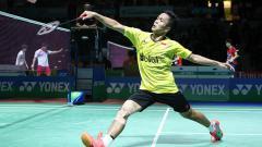 Indosport - Anthony Ginting.