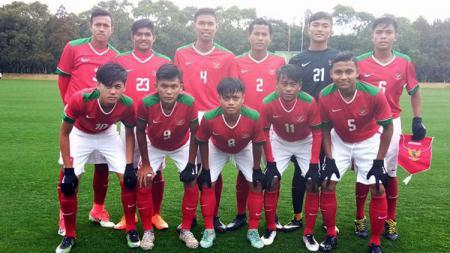 Timnas Indonesia U-16 - INDOSPORT