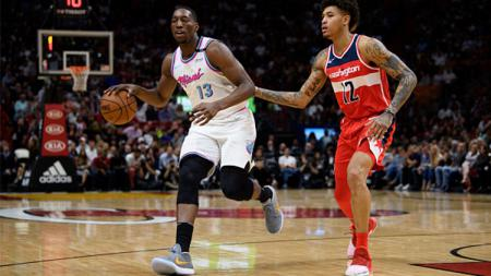 Washington Wizards vs Miami Heat - INDOSPORT