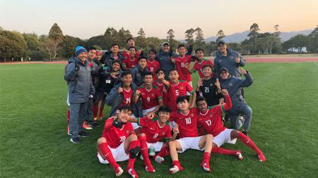 Usai laga melawan Jepang di semifinal - INDOSPORT